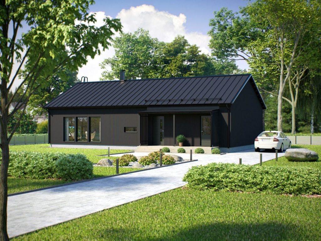 Talonäyttely:Kastelli, Yksilöllinen koti